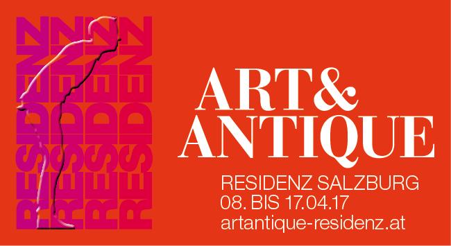 Veranstaltung ART & ANTIQUE Residenz Salzburg im DomQuartier Salzburg