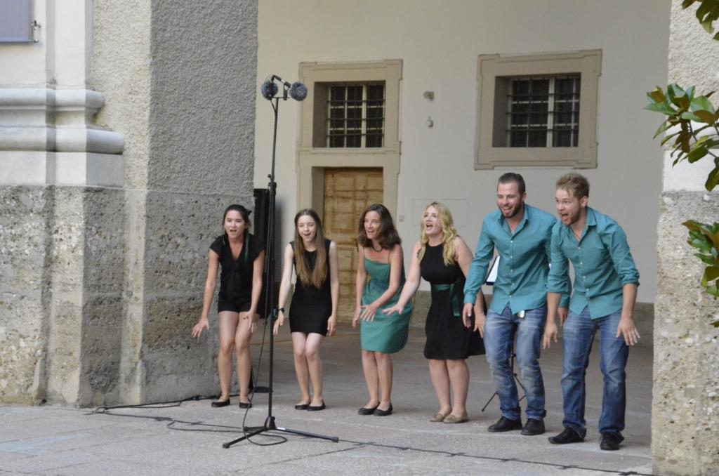 """Veranstaltung Fest zur Festspieleröffnung zur Gast im DomQuartier """"Avocalo"""" im DomQuartier Salzburg"""