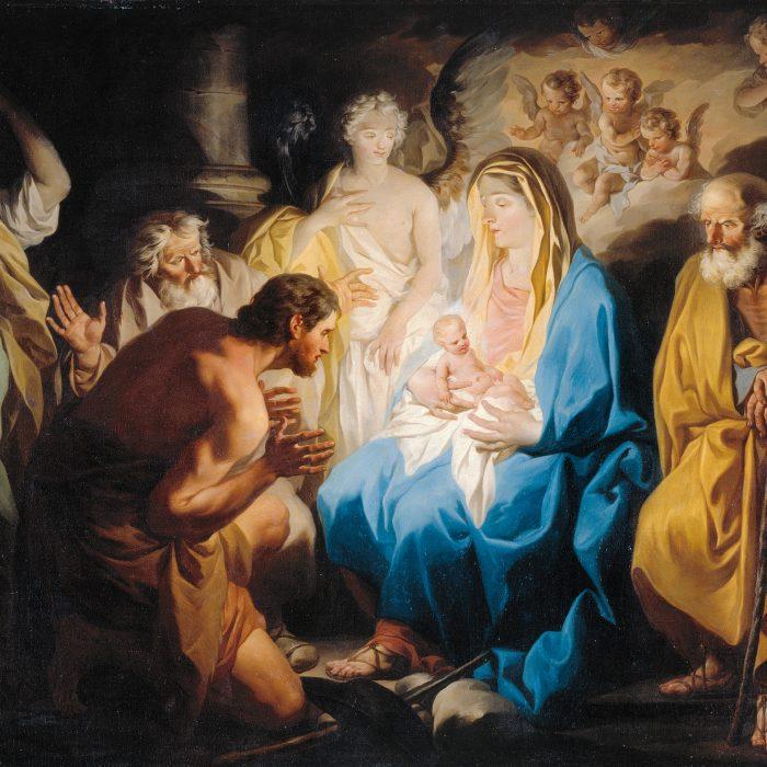 Veranstaltung Weihnachtliches aus dem Sammlungsbestand der Residenzgalerie Salzburg im DomQuartier Salzburg