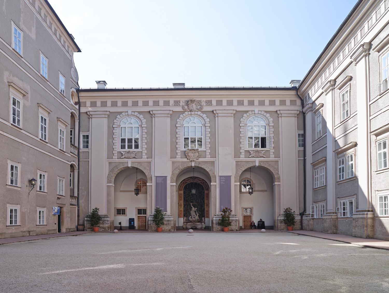 Veranstaltung DomQuartier-Musik_App & M. Haydn und Wolfgang Amadeus Mozart Konzert im DomQuartier Salzburg
