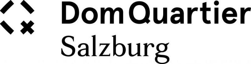 """Veranstaltung Logo """"Salzburg"""" rechts im DomQuartier Salzburg"""