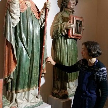 Veranstaltung Auch Heilige müssen von Zeit zu Zeit zum Beauty-Doc! im DomQuartier Salzburg