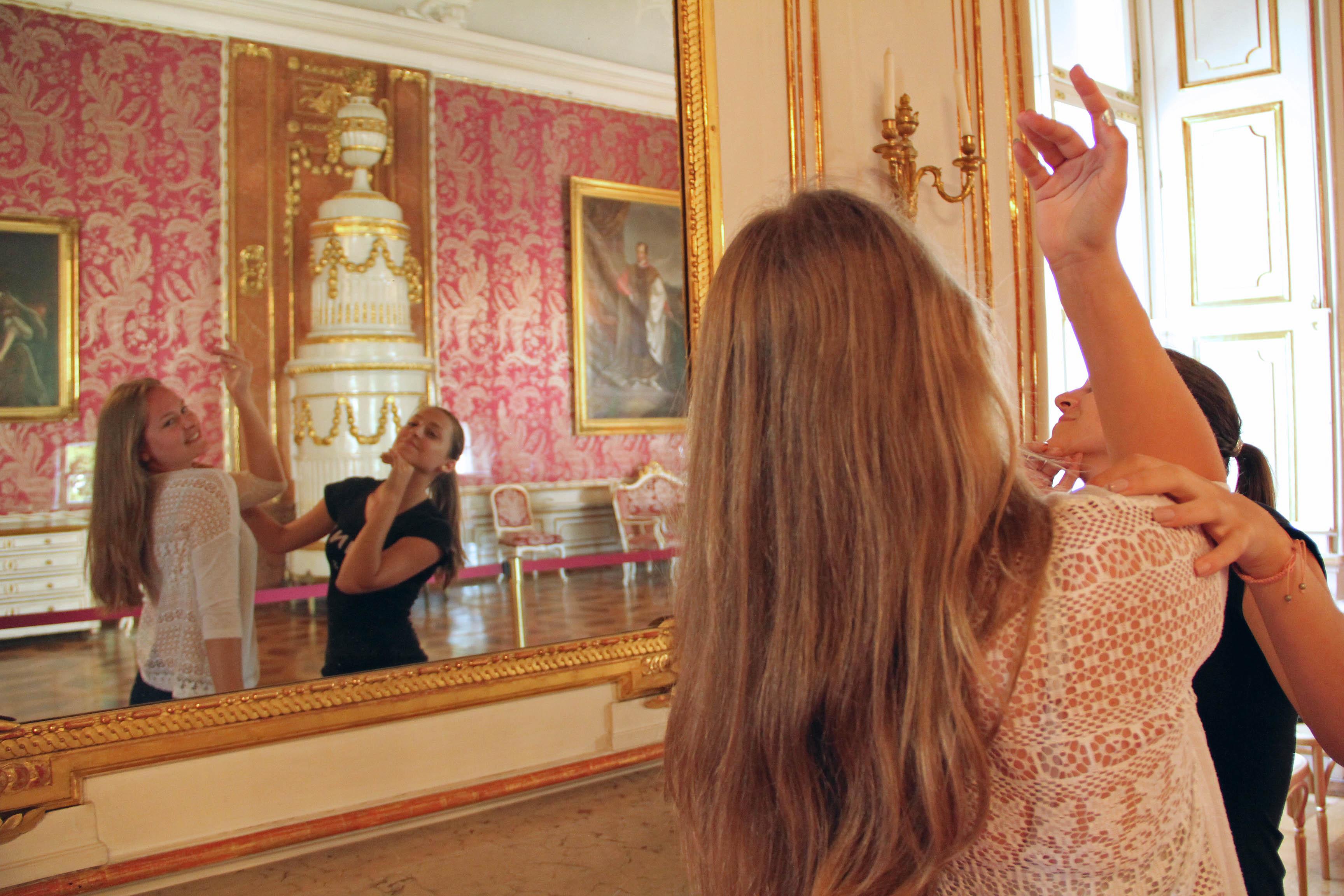 Veranstaltung Blickkontakt – vom Porträt bis zur Selbstinszenierung im DomQuartier Salzburg