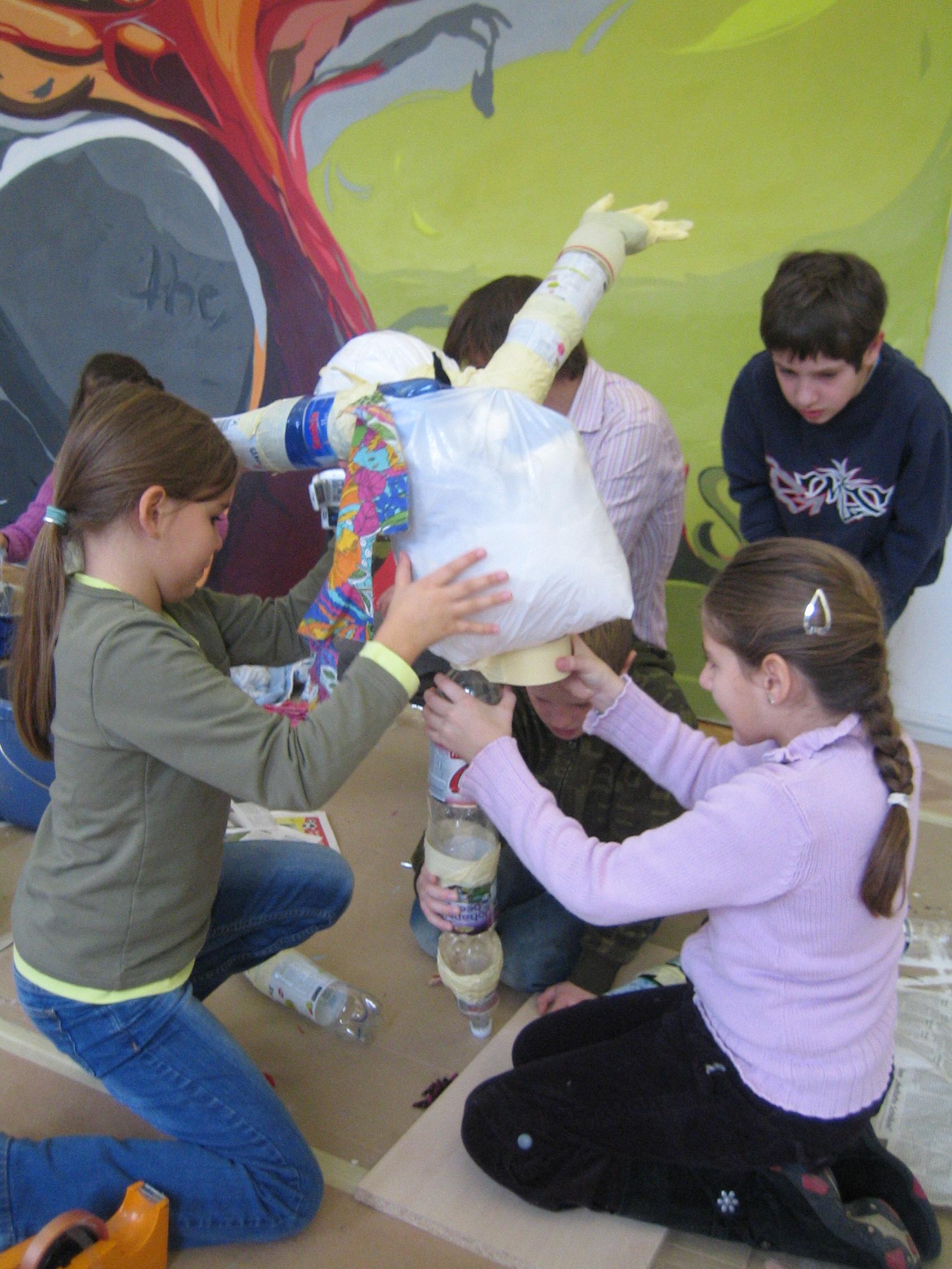 Veranstaltung Workshop: Kreativ-Kids-Club im DomQuartier Salzburg