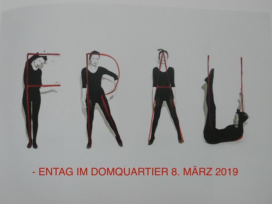 Veranstaltung Spezialführung zum Internationalen Frauentag im DomQuartier Salzburg