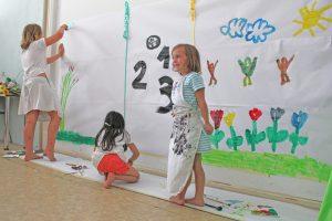 DomQuartier, Kinder, Kreativwoche