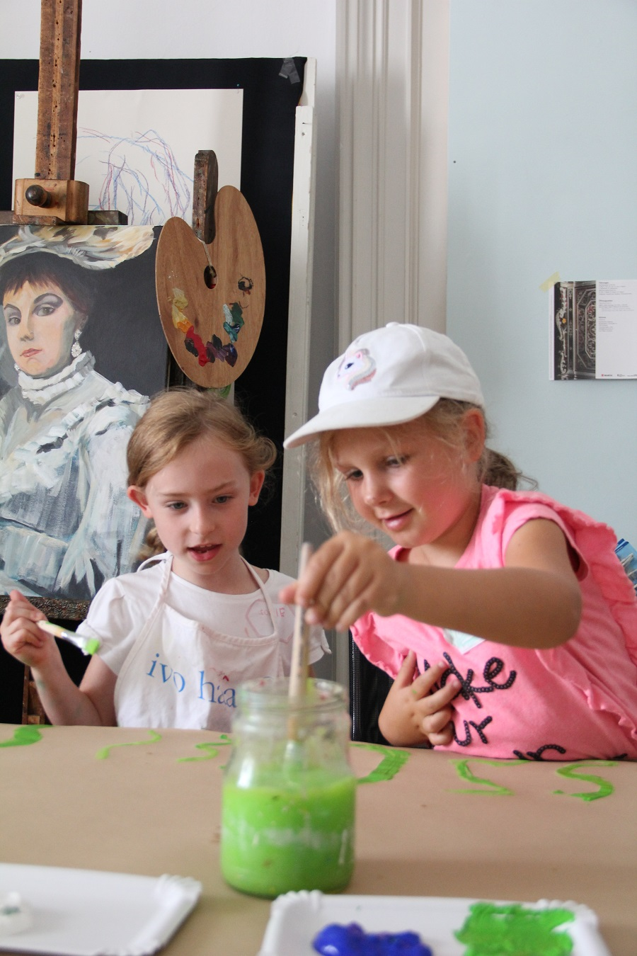 Veranstaltung Ferien-Kreativwoche – Im Farbenrausch im DomQuartier Salzburg