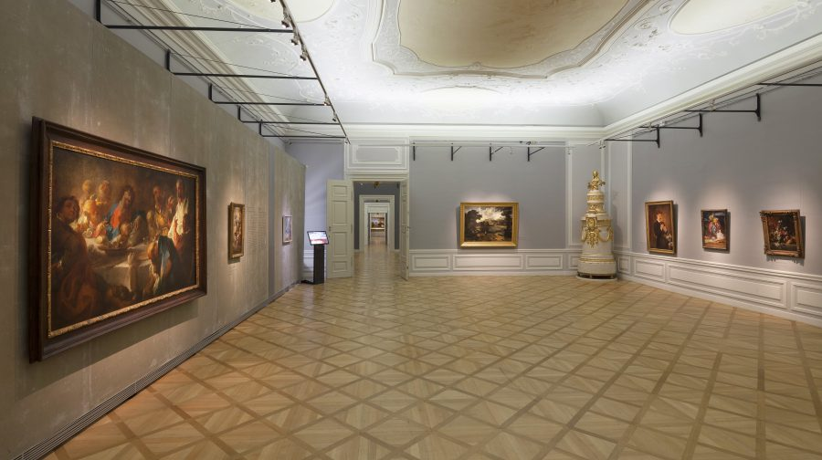 Veranstaltung Die Residenzgalerie in Google Arts & Culture im DomQuartier Salzburg