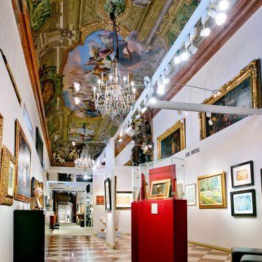 Veranstaltung ART&ANTIQUE Residenz Salzburg 2019 im DomQuartier Salzburg