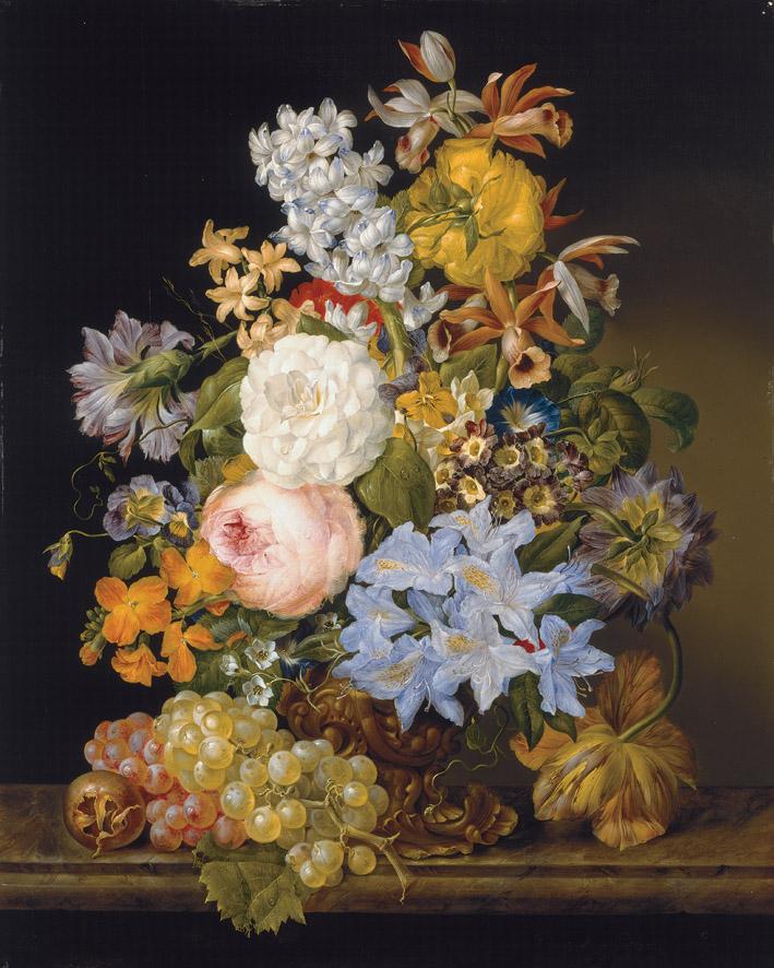 Veranstaltung Residenzgalerie Salzburg – Blumengrüße nach Wien im DomQuartier Salzburg