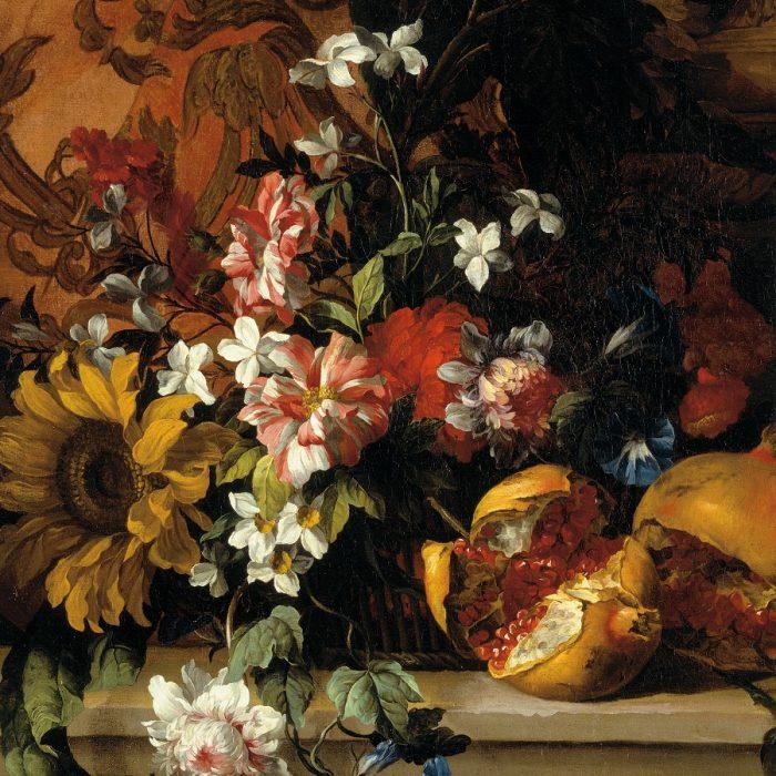 Veranstaltung Workshop-Reihe:Blumenbilder der Residenzgalerie – mystisch, magisch, kraftvoll im DomQuartier Salzburg