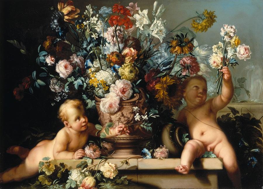 Veranstaltung Workshop-Reihe:<br/>Blumenbilder der Residenzgalerie – mystisch, magisch, kraftvoll im DomQuartier Salzburg
