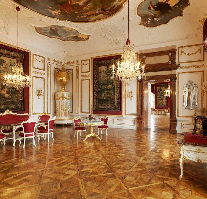 Veranstaltung Die Prunkräume der Residenz zu Salzburg im DomQuartier Salzburg