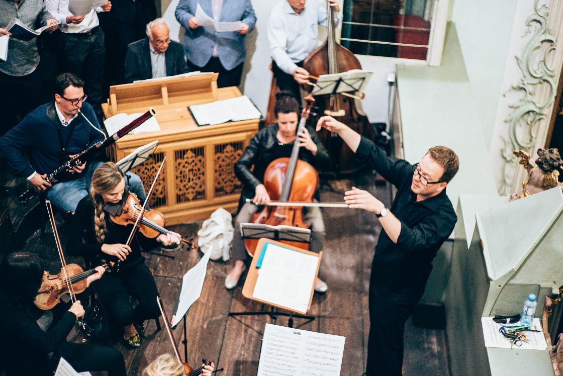 "Veranstaltung Johann Sebastian Bach, ""Johannespassion"" im DomQuartier Salzburg"