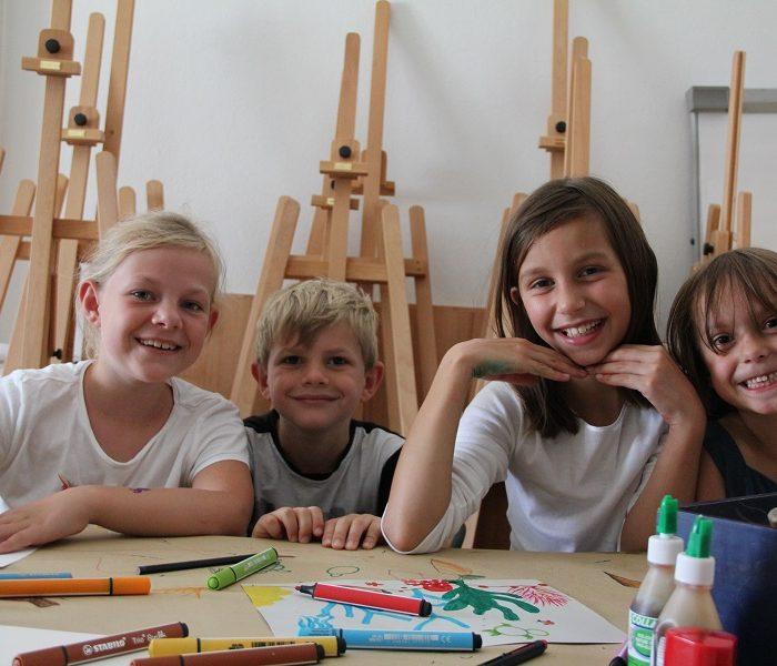 Veranstaltung Welt-Kindertag – Tag des offenen Kunstlabors im DomQuartier Salzburg