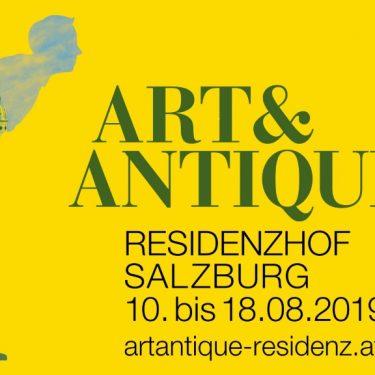 Veranstaltung Zu Gast im DomQuartier: ART&ANTIQUE im Innenhof der Residenz Salzburg im DomQuartier Salzburg