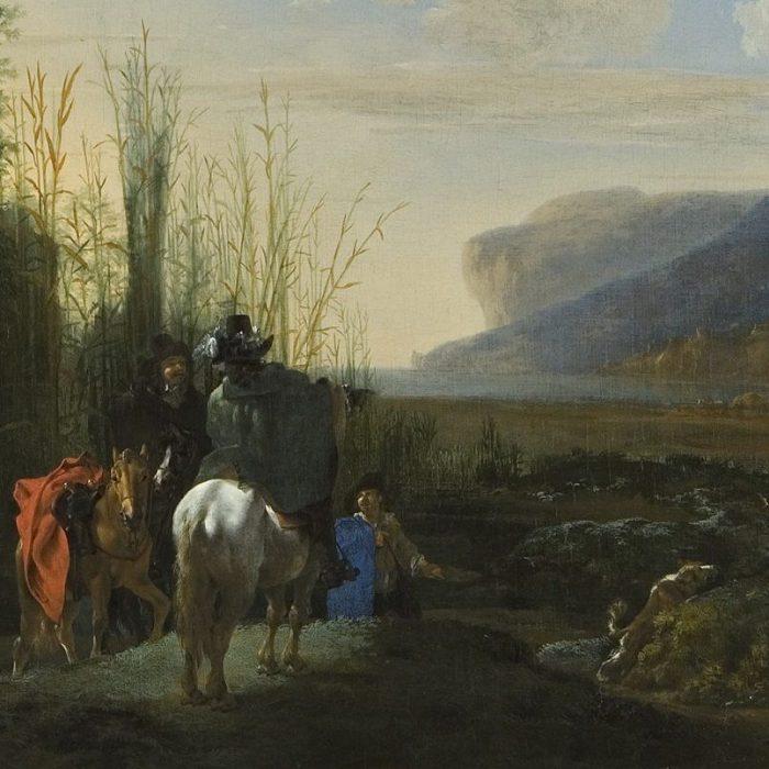 """Veranstaltung Gustostückerl """"Goldene Zeiten. Holländische Malerei des 17. Jahrhunderts"""" im DomQuartier Salzburg"""