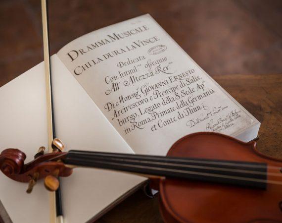 Veranstaltung Let the music begin!The princely court of Salzburg – a centre of European musical culture 1587 – 1807 im DomQuartier Salzburg