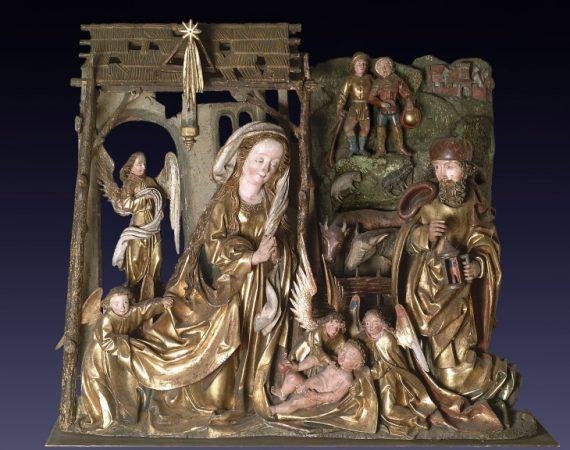 Veranstaltung Weihnachtliches aus dem Sammlungsbestand des DomQuartiers Salzburg im DomQuartier Salzburg