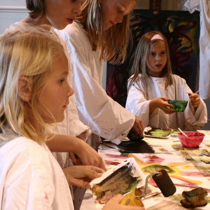 Veranstaltung Kreativ-Kids-Club: Eine Wollgeschichte / ORF Ticket im DomQuartier Salzburg