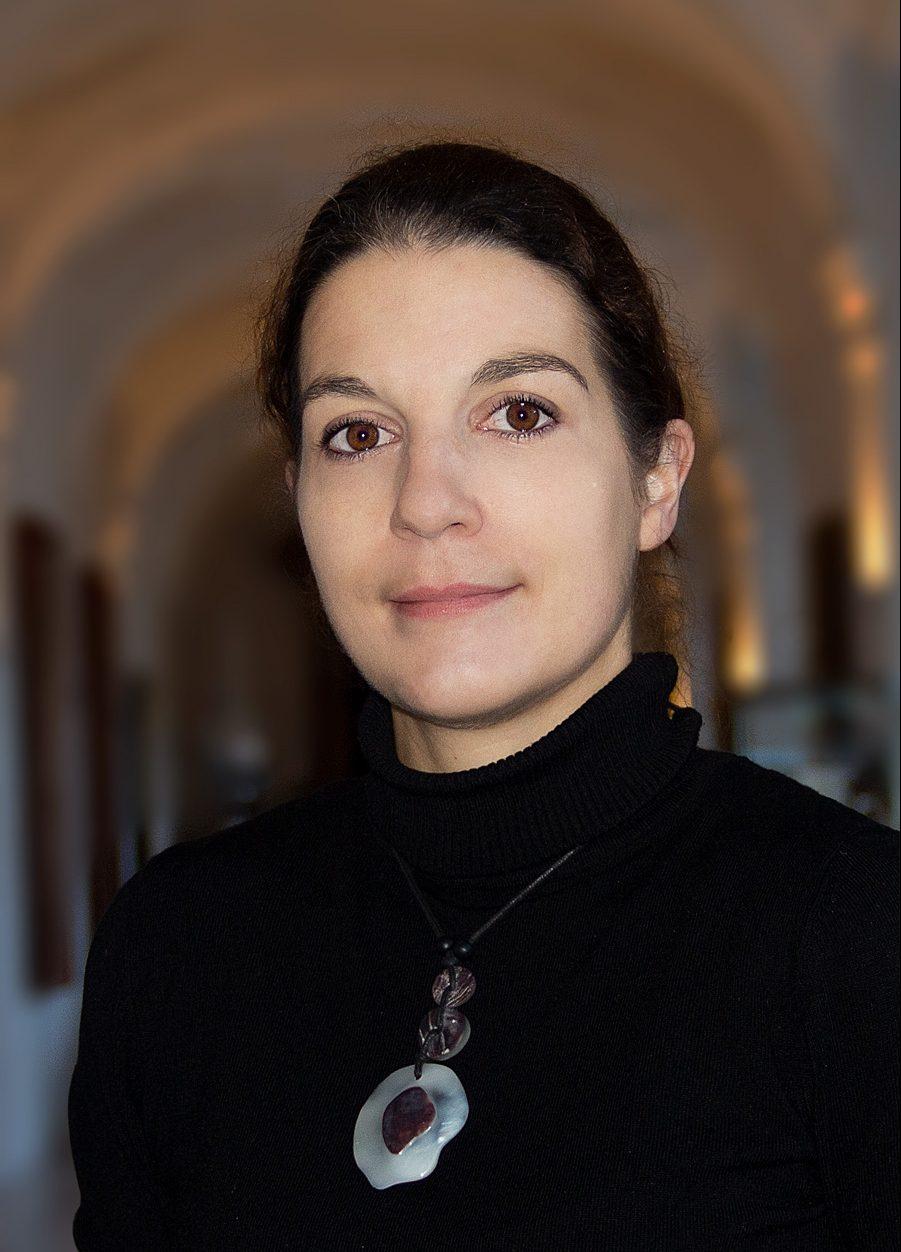 Teammitglied Mag. Barbara Halbrainer, MA