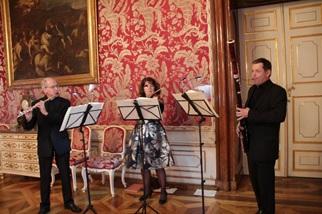Veranstaltung Valentinstag: Eine sinnliche Führung mit musikalischen und kulinarischen Verführungen im DomQuartier Salzburg