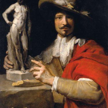 Veranstaltung Online Kunstgenuss:Nicolas Le Brun, Porträt des Bildhauers Nicolas Le Brun im DomQuartier Salzburg