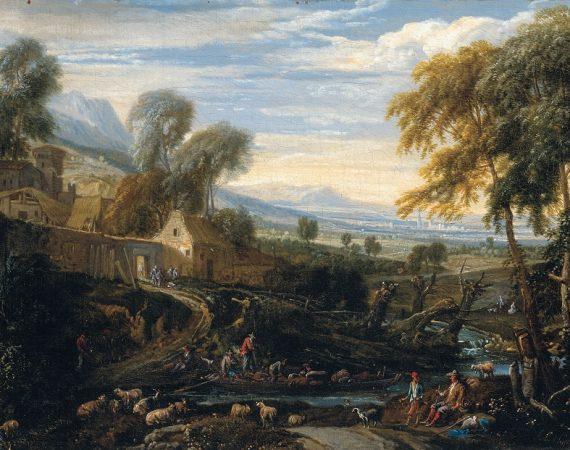 Veranstaltung Nature in ImageAustrian Baroque landscapes im DomQuartier Salzburg