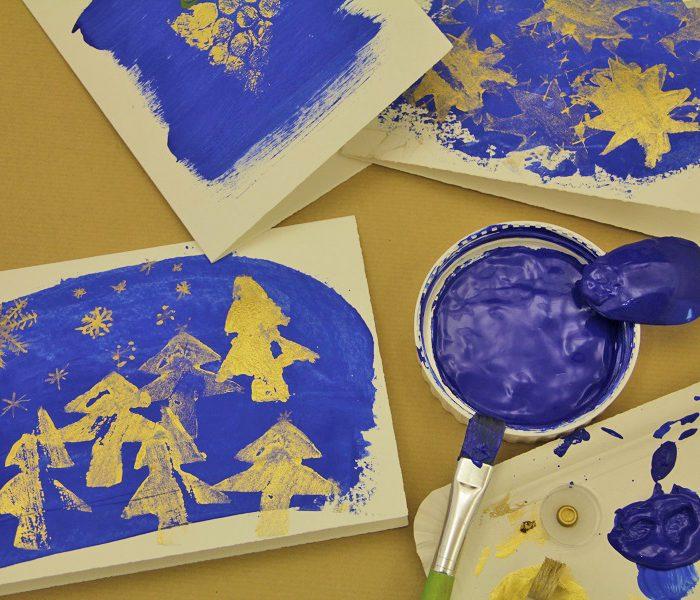 Veranstaltung Kreativ-Kids-Club: Bald ist Weihnachten im DomQuartier Salzburg