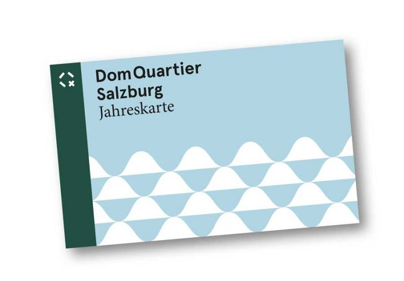 Jahreskarte DomQuartier Salzburg