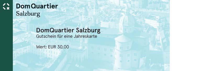 Jahreskarte für das Museum in Salzburg