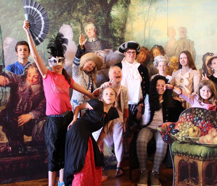 Veranstaltung Kreativ-Kids-Club: Spiele am fürstlichen Hof im DomQuartier Salzburg
