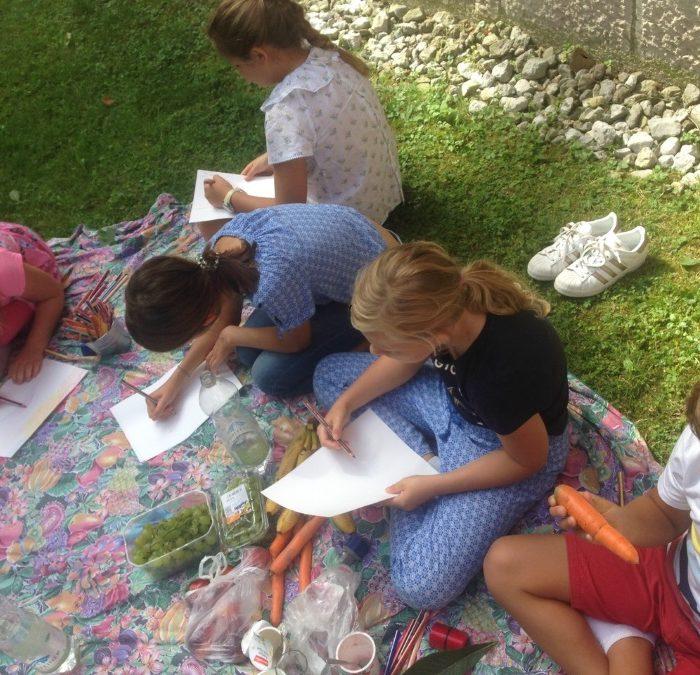 Veranstaltung Kreativwoche 2 – Workshop in den Sommerferien im DomQuartier Salzburg