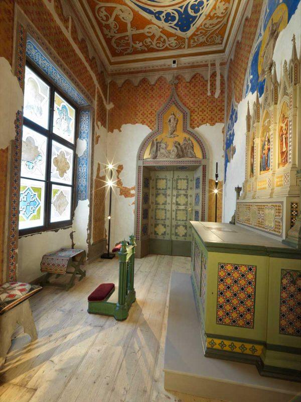 Kapelle in der Residenz zu Salzburg