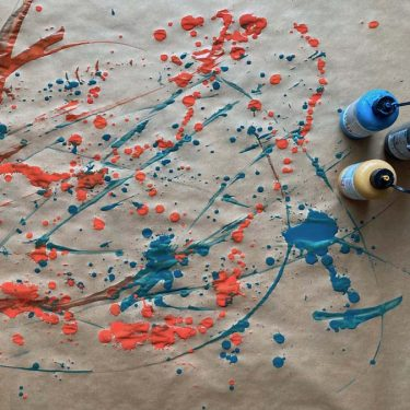 Artikelbild Jackson Pollock reloaded