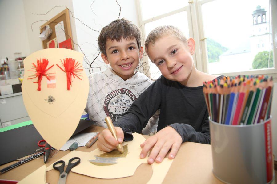 Veranstaltung Kreativ-Kids-Club Wo bin ich? im DomQuartier Salzburg