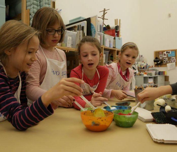 Veranstaltung Kreativ-Kids-Club Der heilige Martin im DomQuartier Salzburg