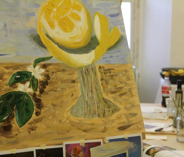 Veranstaltung Workshop: Mit Allen Farben gewaschen – Malen im Museum im DomQuartier Salzburg