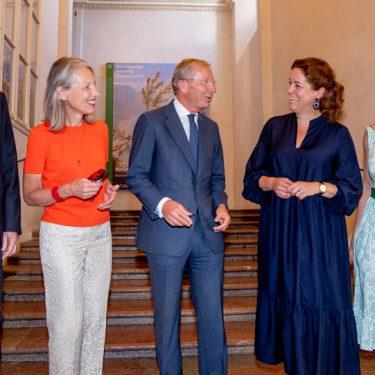 Veranstaltung Feierliche Eröffnung der Ausstellung: Natur wird Bild. Österreichische Barocklandschaften im DomQuartier Salzburg