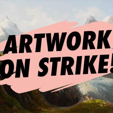 Veranstaltung ARTWORK ON STRIKE im DomQuartier Salzburg