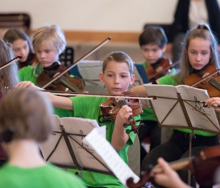 Veranstaltung Blühende Gärten!  Das Mozart-Kinderorchester zu Gast im DomQuartier im DomQuartier Salzburg